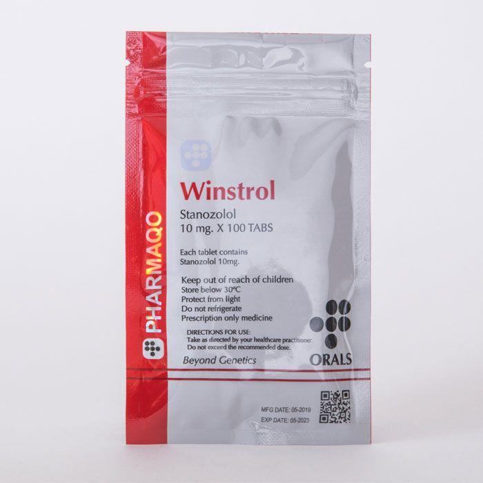 WINSTROL 50MG by PHARMAQO LABS